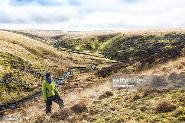 Walking on the Moors