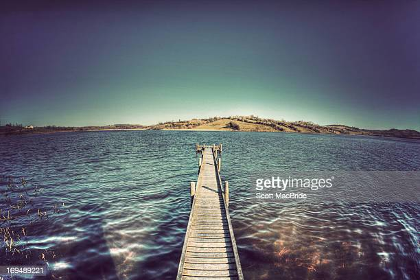walking on water - scott macbride stock pictures, royalty-free photos & images