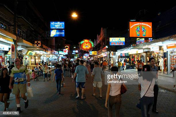 Walking Street is the main tourist street in Pattaya and is lined with shops bars and gogo bars It becomes a pedestrian walkway from 7 pm to 2 am...
