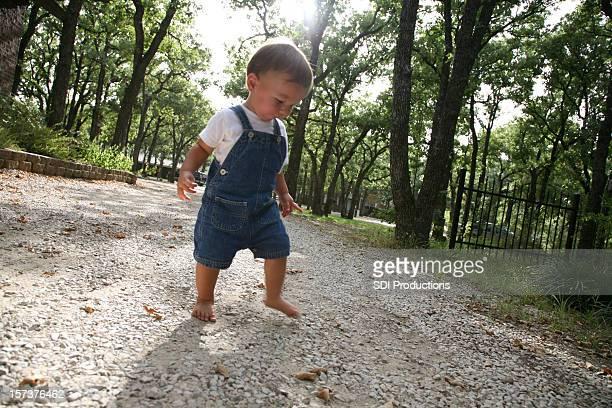 Walking Toddler
