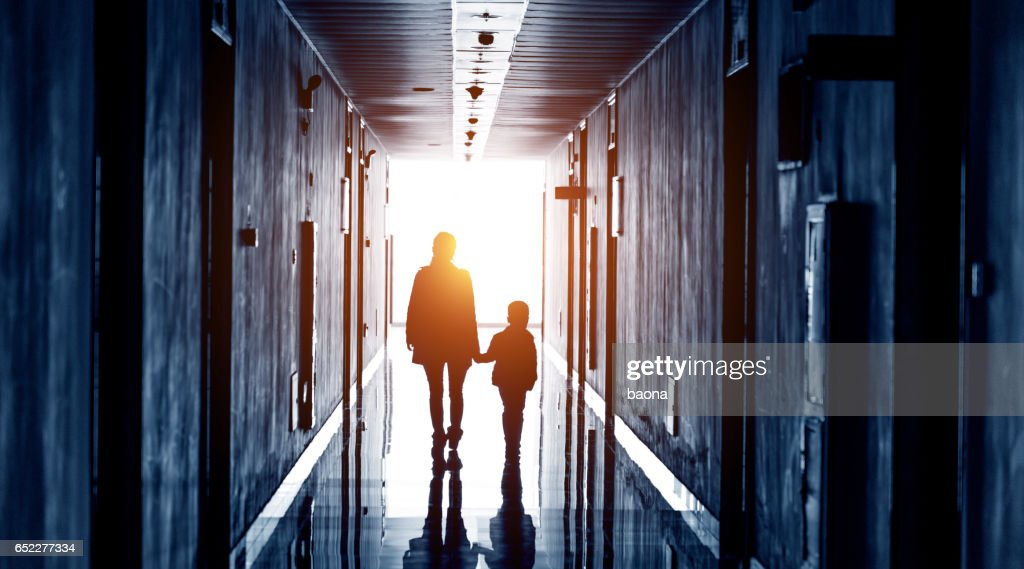 walking together : Stock Photo
