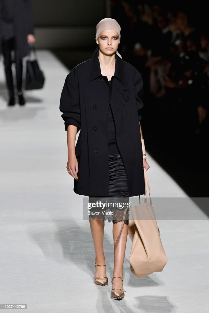 Tom Ford - Runway - September 2018 - New York Fashion Week : News Photo
