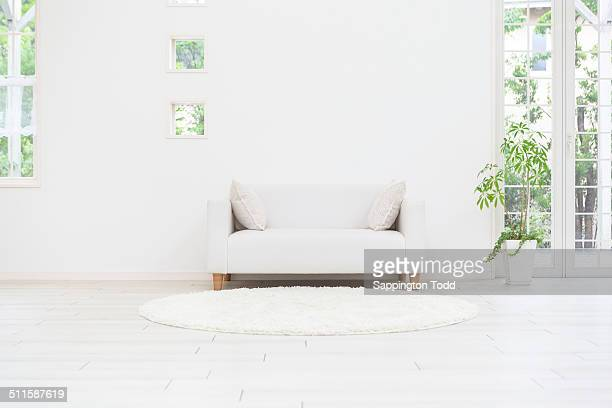 Wall And Sofa