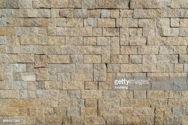 wall background - stone wall stock pictures, royalty-free photos & images