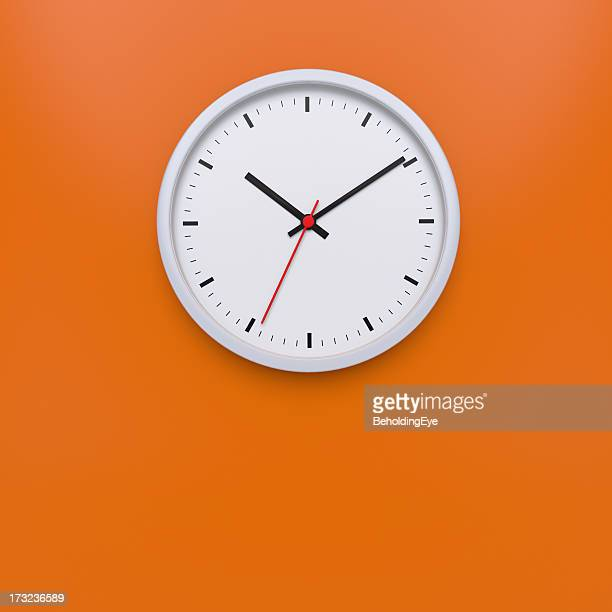 wall clock xl+ - klok stockfoto's en -beelden