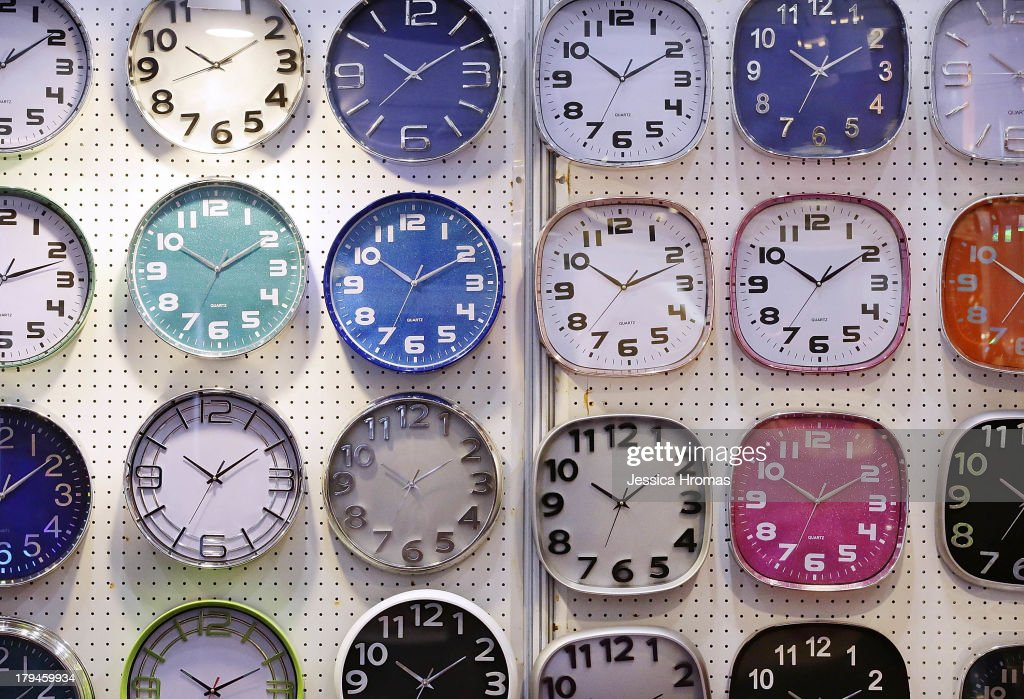 Hong Kong Watch And Clock Fair Opens To The Public : News Photo