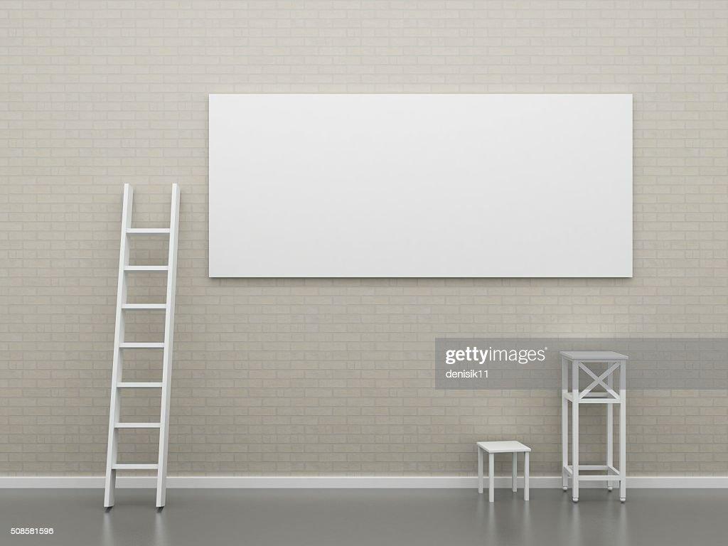 Wand gemacht aus Backsteinen 2 : Stock-Foto