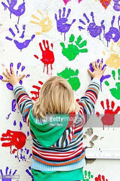 Wall Of Hands