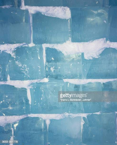 Wall of Ice Hotel