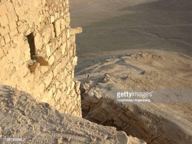 Wall of Palmyra Castle, Tadmur Castle
