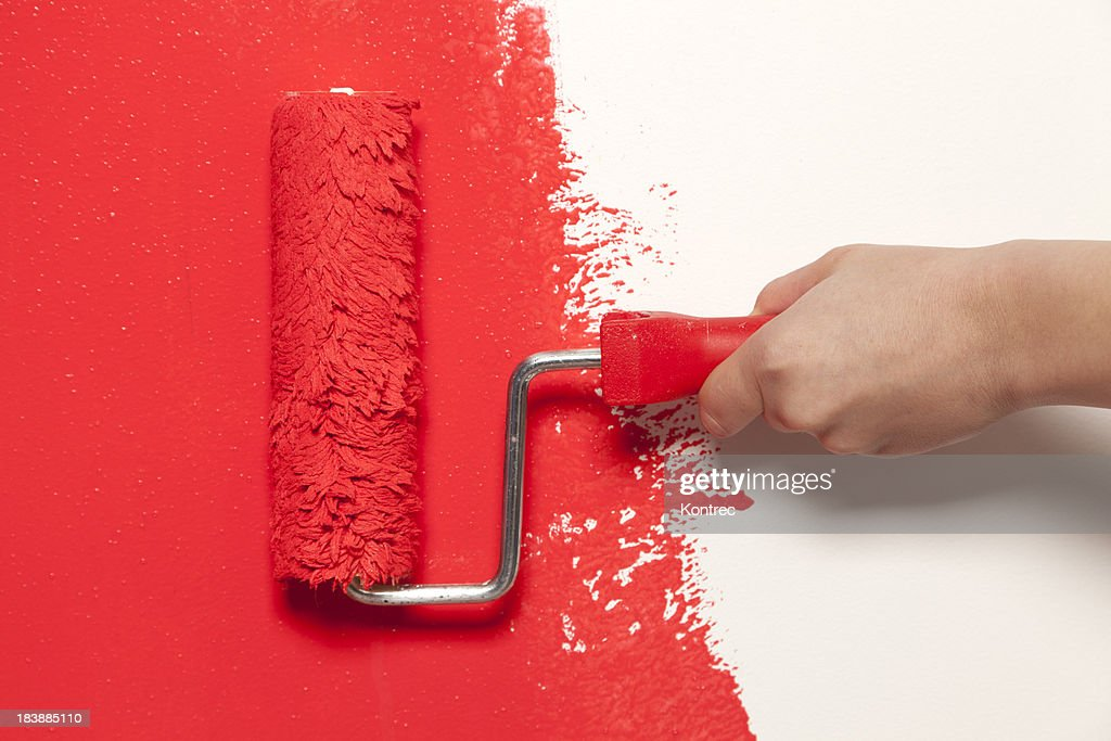 Wall painting : Stock Photo