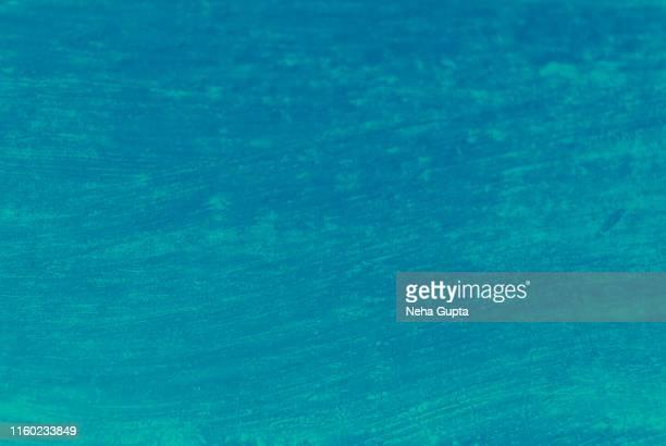 wall pattern - turquoise blue - ターコイズカラーの背景 ストックフォトと画像