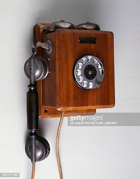 Wall phone 1930s