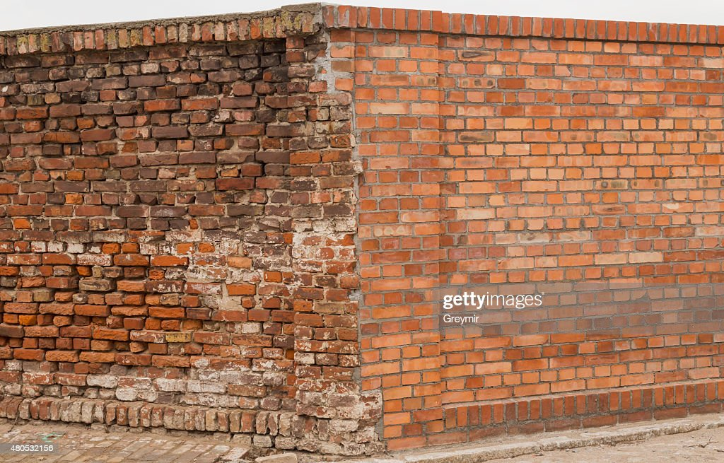 Wall : Stock Photo