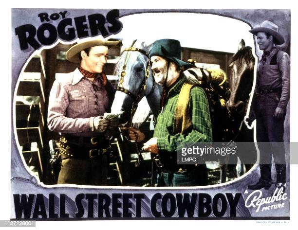 Roy Rogers Gabby Hayes 1939