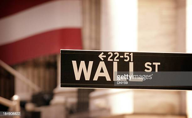 wall street - new york stock exchange stock pictures, royalty-free photos & images