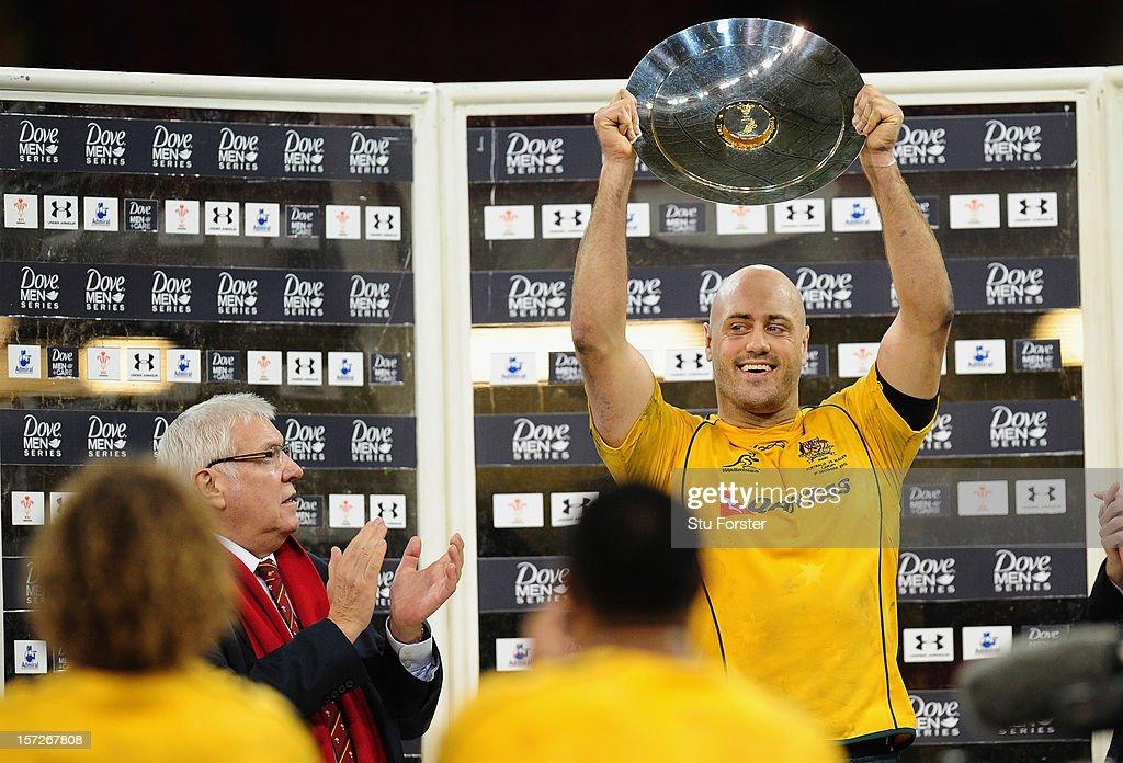 Wales v Australia - International Match : News Photo