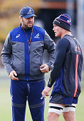 melbourne australia wallabies head coach michael