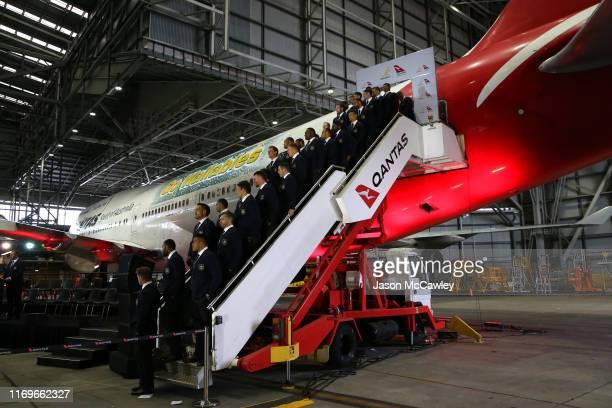872 Qantas Australia Wallabies Photos And Premium High Res Pictures Getty Images