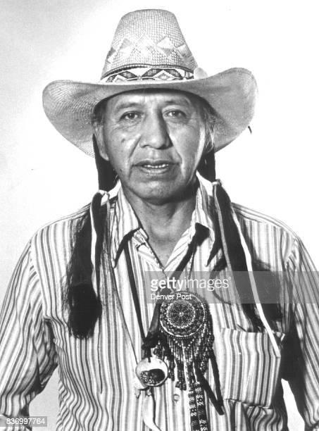 Wallace Black Elk is concerned with Nature's Balance Credit: Denver Post