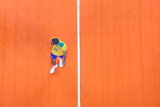 JPN: Volleyball - Olympics: Day 13
