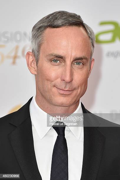 Wallace Langham arrives at the opening ceremony of the 54th Monte-Carlo Television Festival on June 7, 2014 in Monte-Carlo, Monaco.