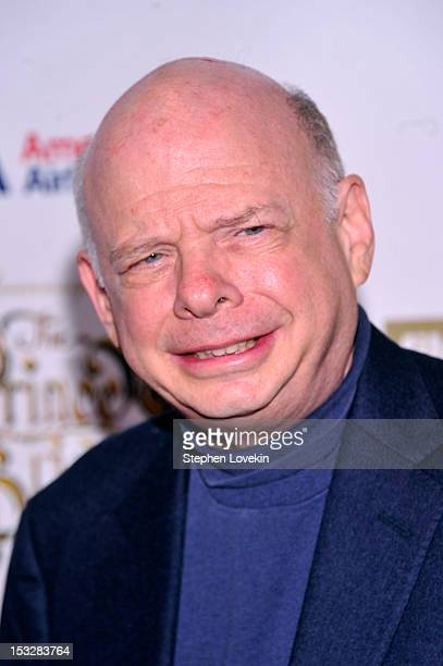 """Wallace Shawn attends the 25th anniversary screening & cast reunion of """"The Princess Bride"""" during the 50th New York Film Festival at Alice Tully..."""