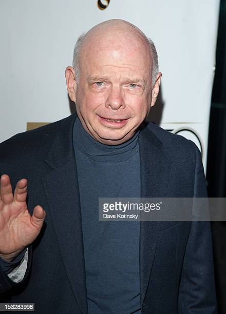 Wallace Shawn attends the 25th Anniversary Screening Cast Reunion Of The Princess Bride during the 50th annual New York Film Festival at Alice Tully...