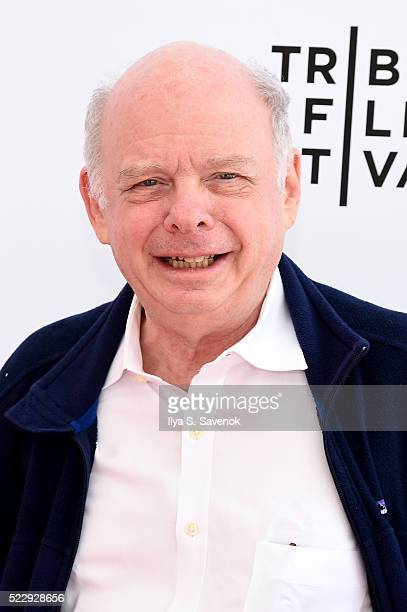 Wallace Shawn attends the Tribeca Talks After The Movie Starring Austin Pendleton at SVA Theatre 2 on April 21 2016 in New York City