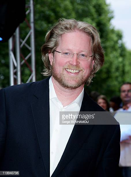 'WallE' Premiere In Paris France On July 17 2008 Andrew Stanton
