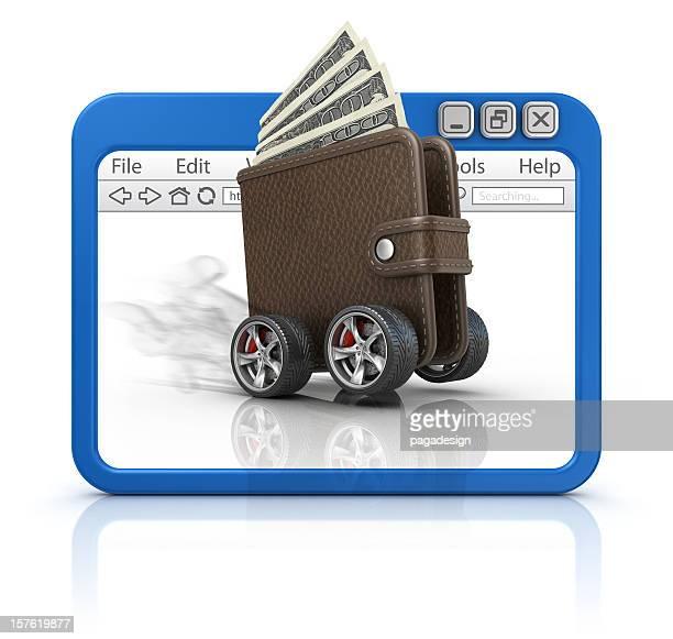 Carteira no navegador