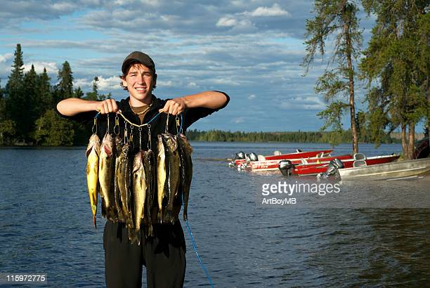 Walleye in Canada