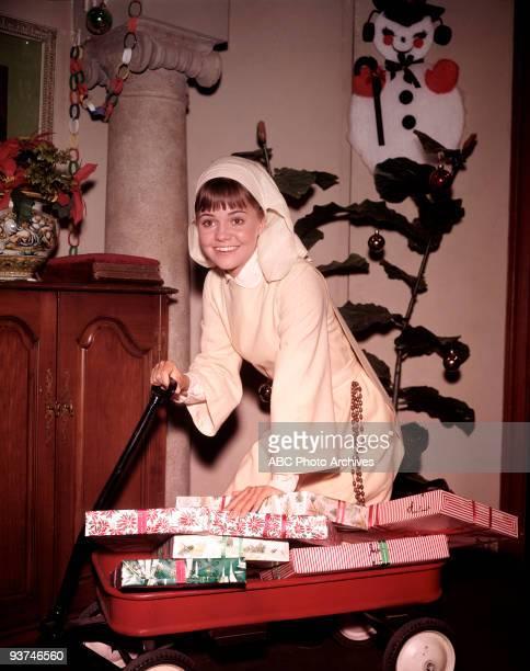NUN Walling in a Winter Wonderland Season One 12/21/67 Sister Bertrille planned a Christmas surprise for an elderly nun