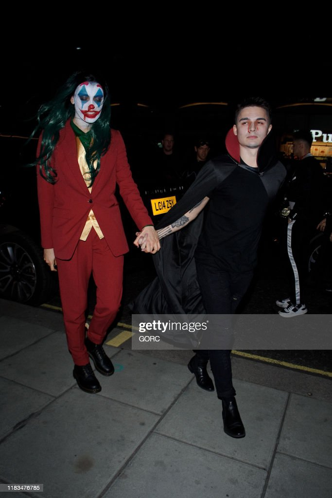 London Celebrity Sightings -  October 25, 2019 : News Photo