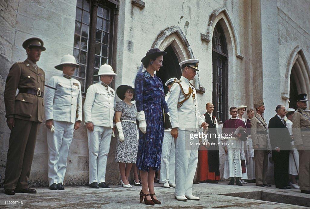 Governor Of The Bahamas : News Photo