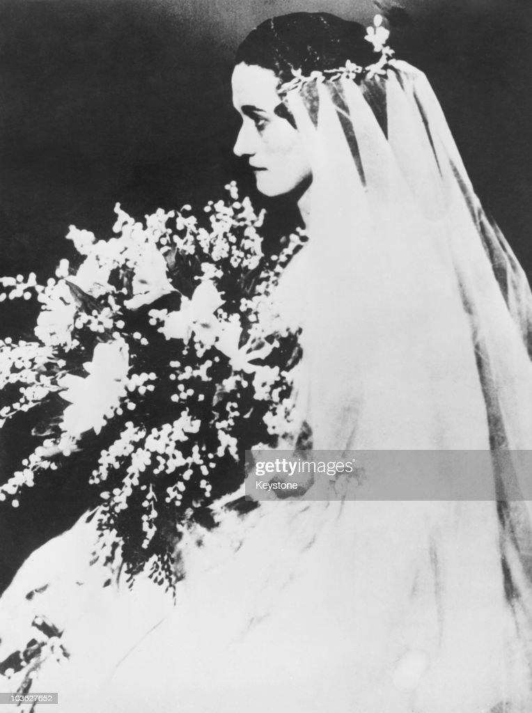Wallis' Wedding : News Photo