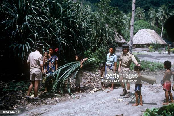 WallisetFutuna avril 1986 WallisetFutuna territoire d'outremer français situé dans l'hémisphère sud