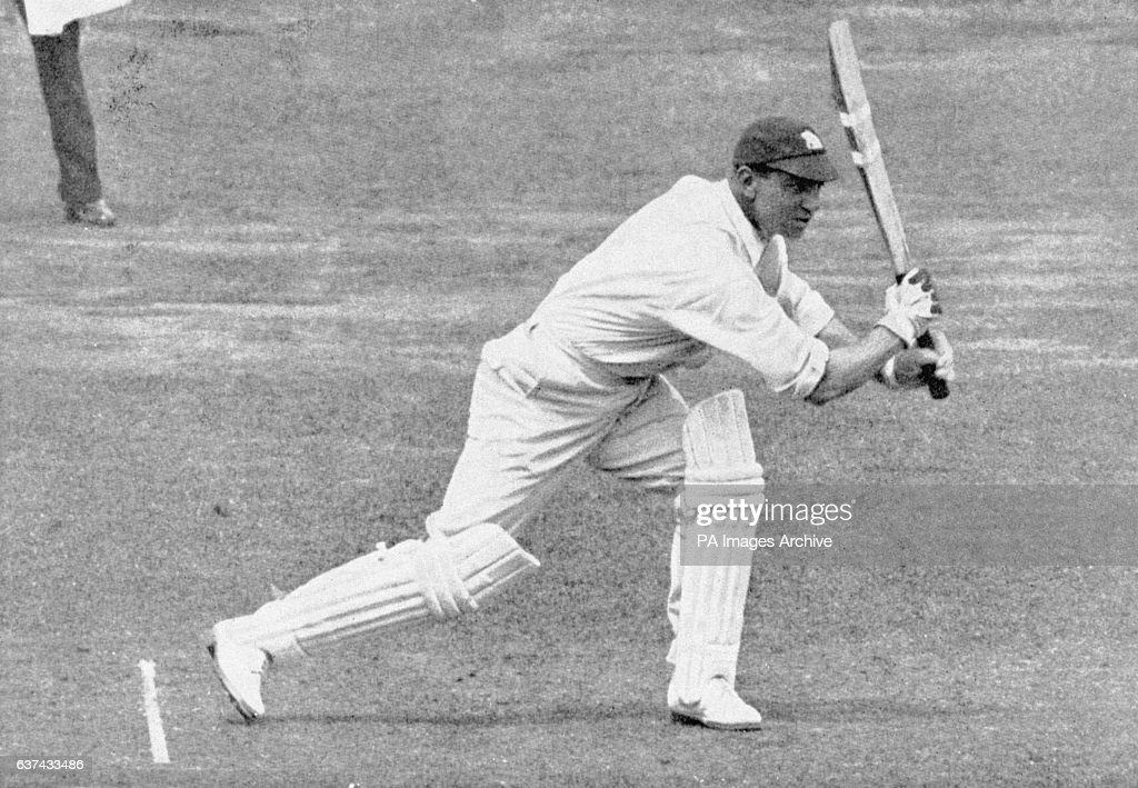 Cricket : News Photo