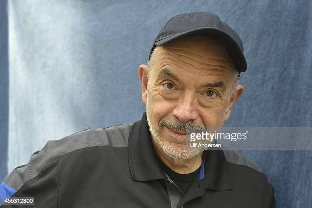 VINCENNES FRANCE SEPTEMBER 11 Wally Lamb American writer poses during portrait session held on September 11 2014 in Vincennes France