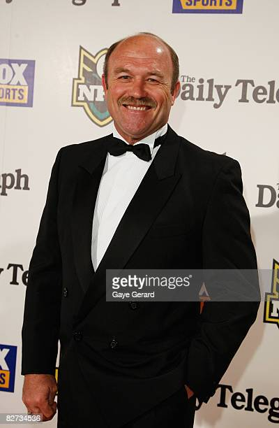 Wally Lewis arrives at the 2008 Dally M Awards at the Hordern Pavilion in Sydney September 09 2008