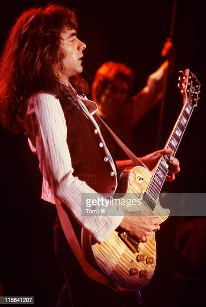 Wally Stocker of The Babys during The Babys in Concert at Alex Cooley's Capri Ballroom in Atlanta March 16 1979 at Alex Cooley's Capri Ballroom in...