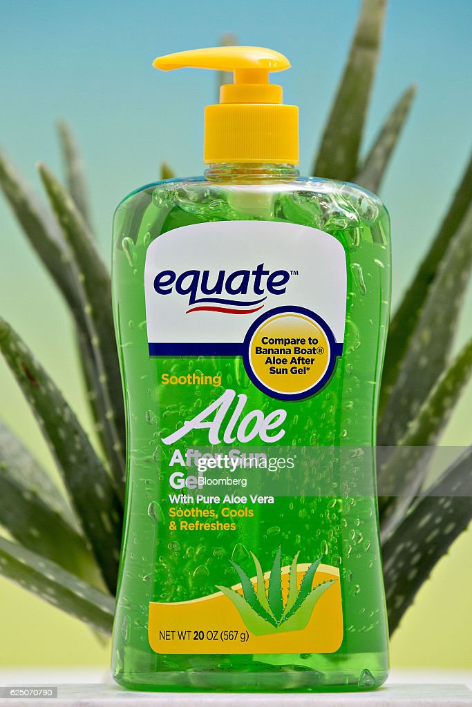 No Evidence of Aloe Vera Found in the Aloe Vera at Wal-Mart, CVS : News Photo