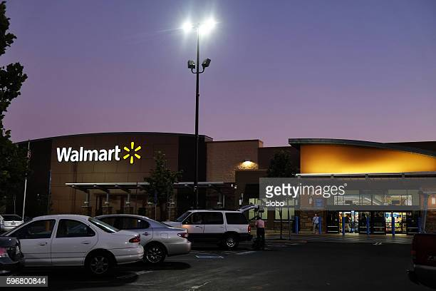 Wal-Mart Twilight