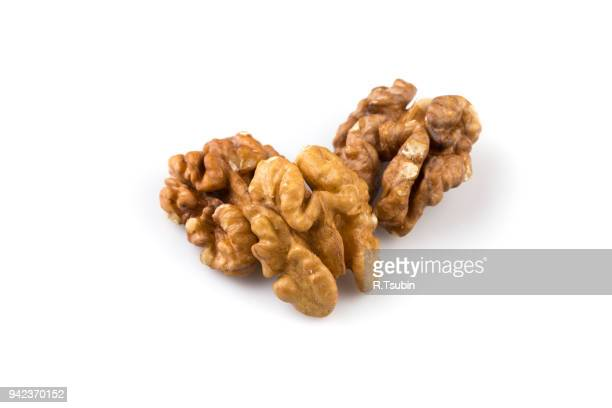 Walnuts nut isolated