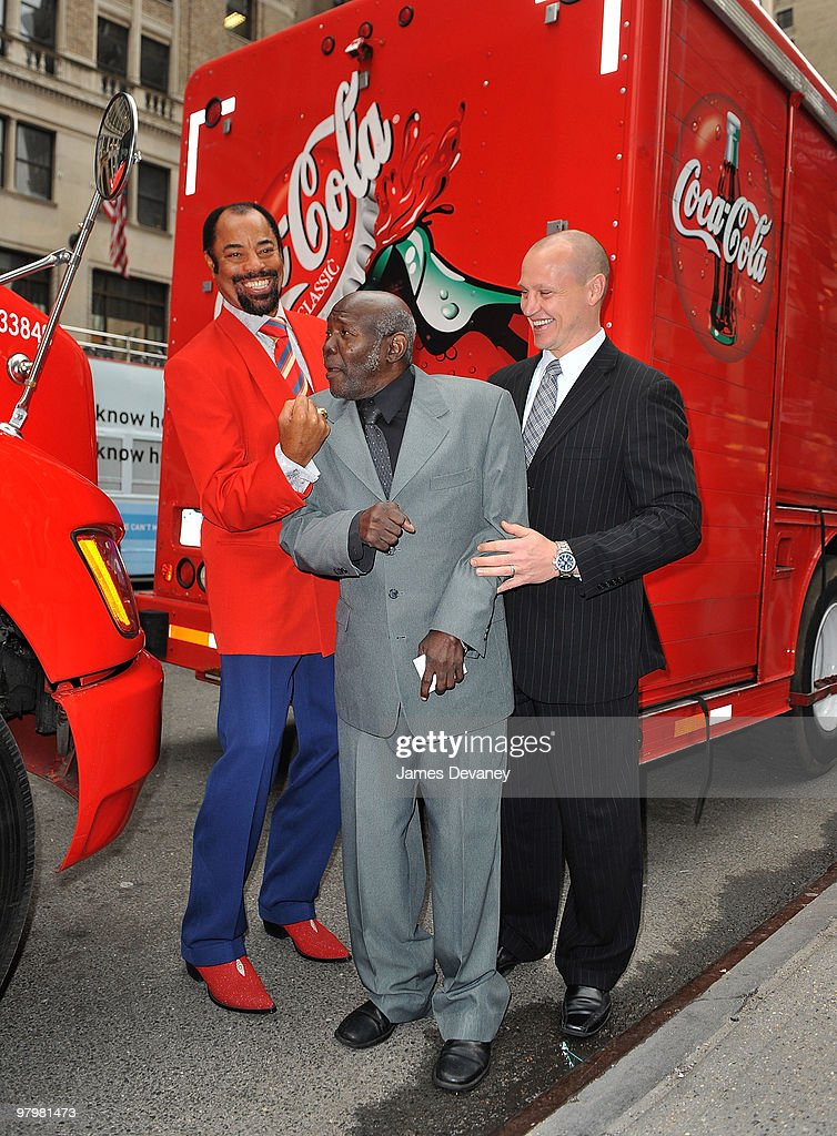 MSG & Coca-Cola's 100 Years Of Partnership Celebration