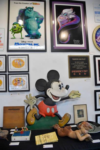 "CA: ""Walt Disney: The Man, The Studio, The Parks"" Auction Media Preview"