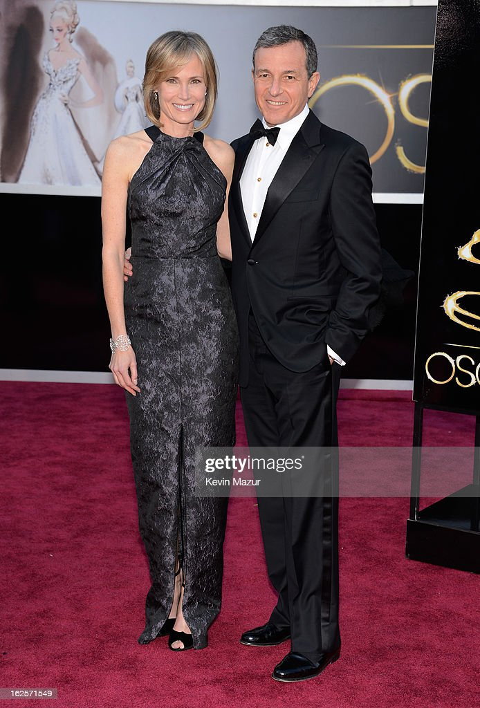 85th Annual Academy Awards - People Magazine Arrivals : News Photo