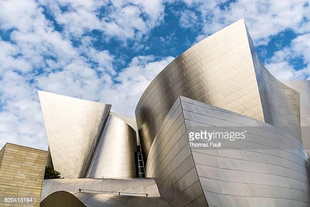 Walt Disney Concert Hall Detail