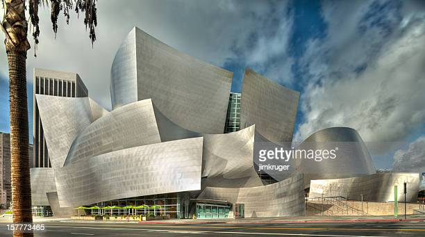 Walt Disney Concert Hall, Los Angeles, CA, USA.