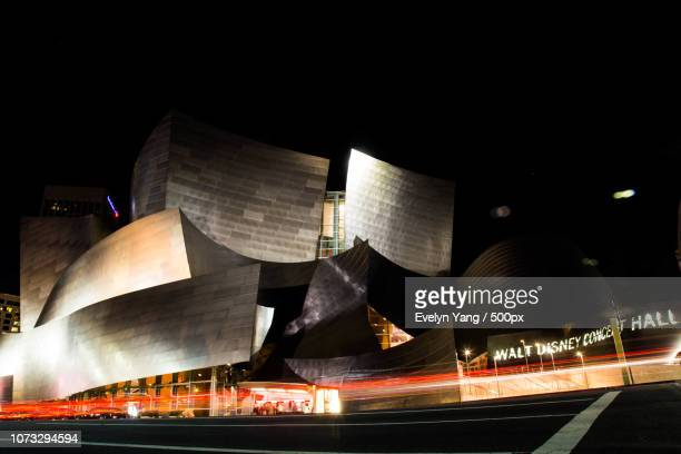 walt disney concert hall - evelyn yang stock pictures, royalty-free photos & images